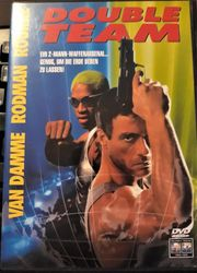 Double Team action dvd