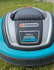 Gardena Mähroboter R80Li
