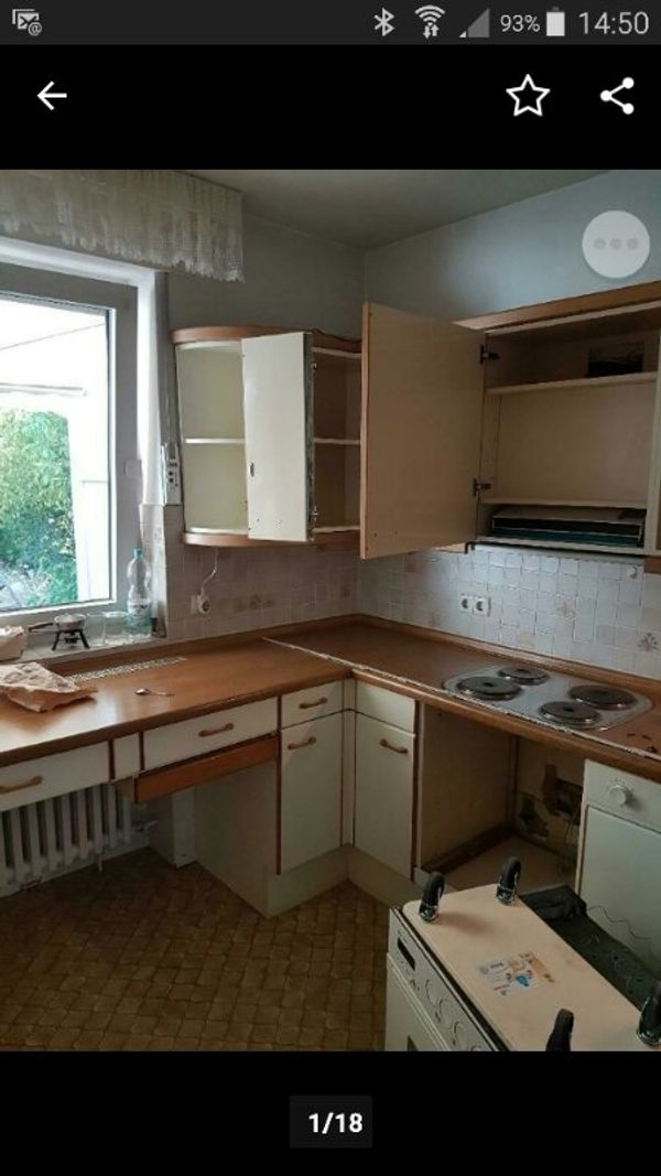 Verkaufe Gebrauchte Küche Küchenzeile mit E Herd in Leese ...