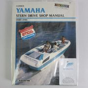 Yamaha Stern Drive Manual 1989-1991