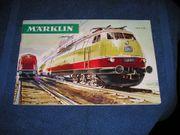 Märklin Katalog 1966 67 Sammlerstück