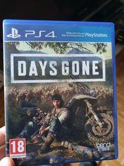 Verkaufe mein Playstation 4 - Spiel