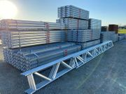 6 X Gitterträger Stahl 324 -