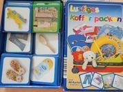 Lustiges Kofferpacken - Spiel ab 5