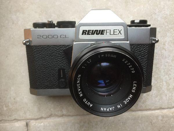 Revue Flex 2000 CL