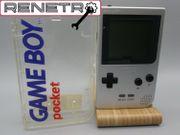 Reparatur Umbau von Gameboy Pocket