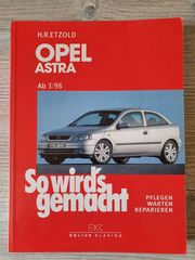 Opel Astra G so wirds