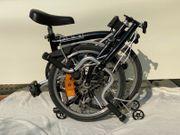 BROMPTON Faltrad Camping Klapprad Citybike -