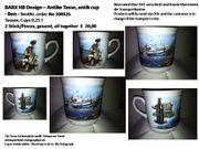 Wunderschöne Antike Tassen