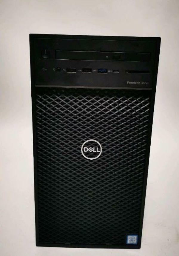 Dell Precision 3630 Workstation CAD