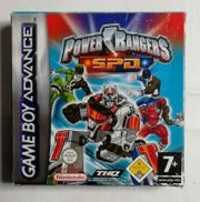 Gameboy Advance Spiel Power Rangers