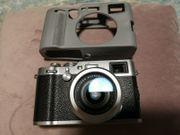 Fujifilm X100F 24 3MP Kompaktkamera -