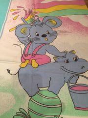 Bettwäsche für Kinder - Mäuse und