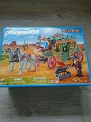 Playmobil Westernkutsche 70013 neu
