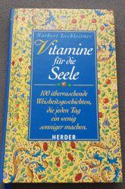 Buch Vitamine für die Seele