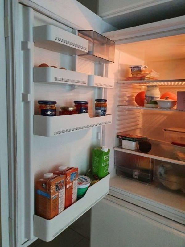 AEG Einbaukühlschrank zu Verschenken