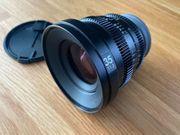 SLR Magic Microprime 35 mm