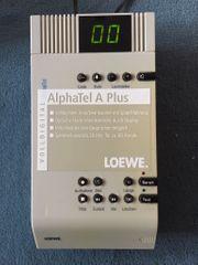 Anrufbeantworter 2 Stück Loewe Alphatel