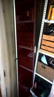 Hochschrank 40x200x60 weiß IKEA mit