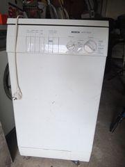 Bosch Toplader Waschmaschine