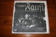 Vinyl-Dreifach-Cassette WDR Köln - Goethe - Faust