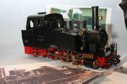 REGNER 99 4701 Echtdampflok Live-Steam