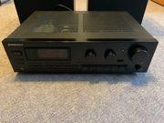 Stereoanlage Pioneer Receiver-Verstärker Boxen Sony