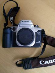 Canon Spiegelreflexkamera EOS 50 E