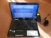 Notebook Toshiba Satellite P750 Intel