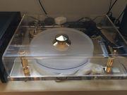 Transrotor Plattenspieler Classic Gold wegen
