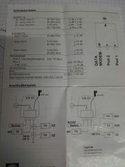 Wohnungsverstärker WISI VX01 neu