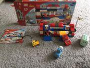 Lego Duplo Cars Großer Boxenstopp