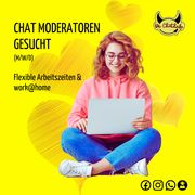 Werde Home Office Chat Moderator