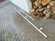 Stahlrohrhandlauf - Ø42 4mm - Treppengeländer