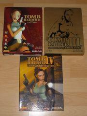 Tomb Raider II III Gold