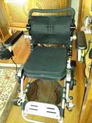 Elektro Rollstuhl faltbar Movin Star