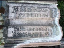 Bild 4 - Dachziegel Finkenberger Pfannen - Eppelsheim Kirchmühle