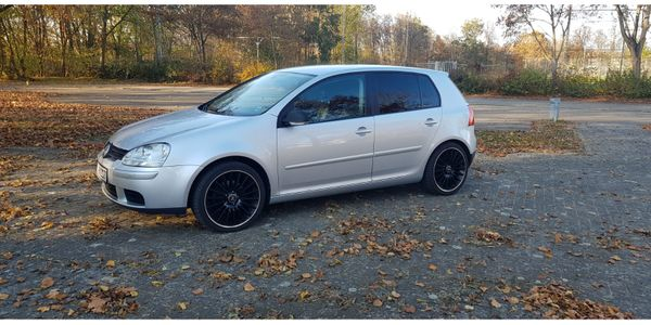 VW Golf V Sportline 2