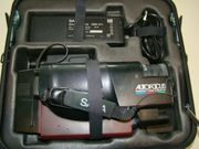 SABA Videokamera mit sämtlichem Zubehör
