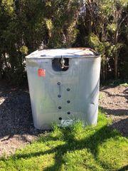 Wassertank zu verschenken