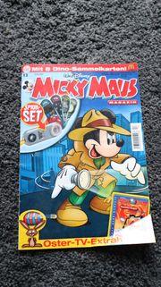Micky Maus Magazin Nr 13