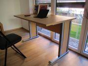 Schreibtisch 120 x 75 zu