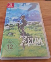 The Legend of Zelda Breath