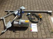 GEDA Mini 60S - Bauwinde Seilaufzug
