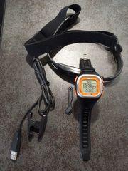 GPS Sportuhr mit Herzfrequenzmesser