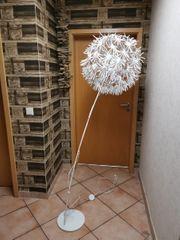 Ikea Stehlampe Pusteblume und zusätzliche