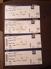 4x Musical Tickets für Thriller