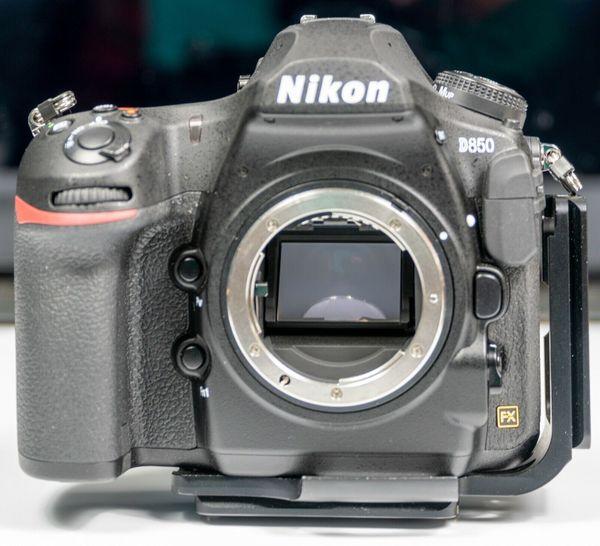 Nikon D850 mit 3 Objektiven