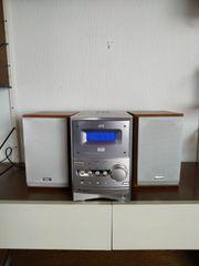 JVC Micro Stereoanlage UX P400