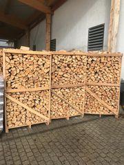 Aktion Brennholz Buche 25 cm
